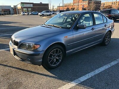 2004 BMW 3-Series 325xi Recent BBS wheels and new Continental tires/ AND Factory Navigation!