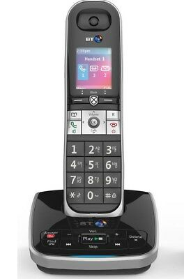 TELSTRA CORDLESS PHONE S MK2 301 Call Guardian A/MACHINE BLOCK NUISANCE CALL