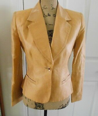Vintage COVERS AUSTRALIA Ladies Long Sleeved Blazer Jacket DESIGNER Size 8