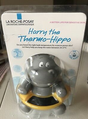 Harry The Thermo-hippo Water Temperature Check