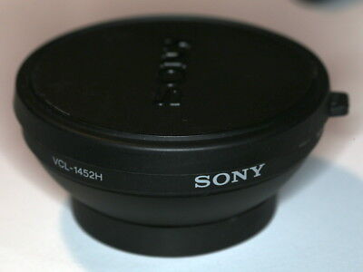 Sony VCL-1452H 52mm, x1.4 Telephoto conversion for video camera
