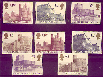 UK: LOVELY SET of STAMPS: VALUABLE and MINT UNHINGED  NO  RESERVE