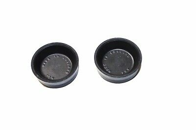 """A Pair Of Uk Made Brake Wheel Cylinder Cup Seals 5/8"""" Bore Size"""