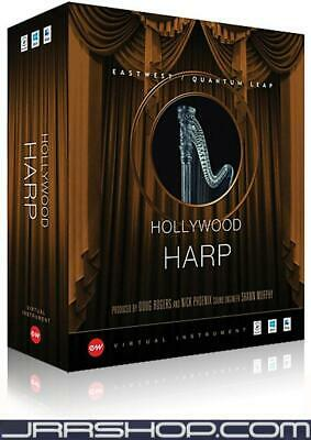 EastWest Hollywood Solo Harp Gold Educational eDelivery JRR Shop