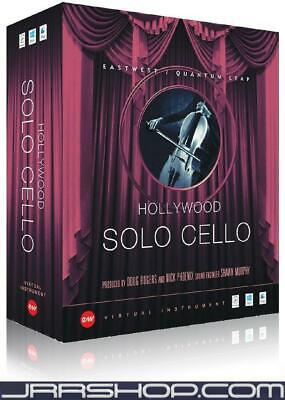 EastWest Hollywood Solo Cello Gold Educational  eDelivery JRR Shop