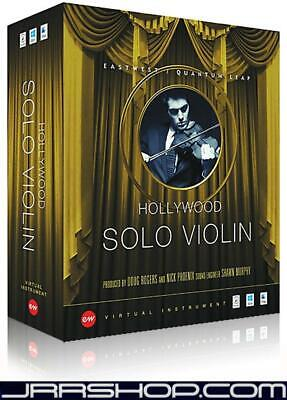 EastWest Hollywood Solo Violin Gold Educational eDelivery JRR Shop