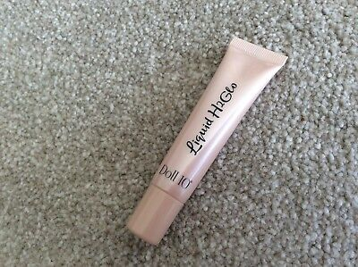 DOLL 10~~LIQUID H2GLO~~RADIANT GEL HIGHLIGHTER~~CHAMPAGNE PEARL~~15ml~~NEW