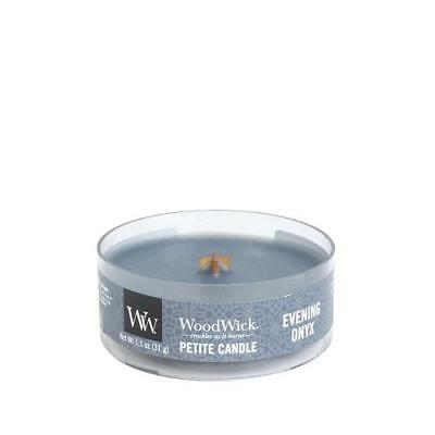Woodwick Petite Scented Candle - Evening Onyx