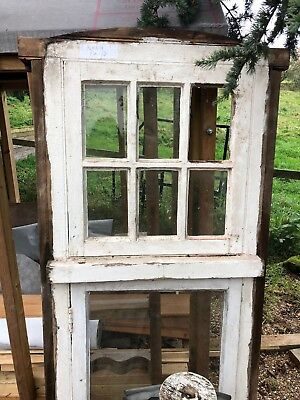 Arts and crafts/Victorian arched window in excellent condition