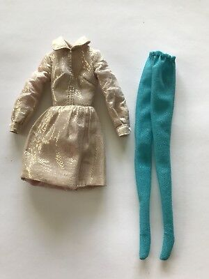 "Poppy Parker 'Starlight' Dress And Tights For 12"" Dolls"