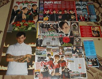 Good Charlotte Benji Madden - Magazine Posters & Clippings Collection # 2