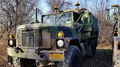 1997 m35a3 Military / Army Truck Very Nice Condition newer version of the M35a2
