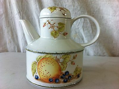 RARE -Midwinter Stonehenge- Coffee / Tea Pot with Lid.