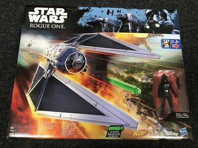 Star Wars TIE Striker Fighter mit Figur und Nerf inkl Software iOS Android NEU