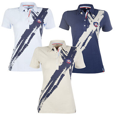 HKM Pro Team Poloshirt Kinder und Damen County Summer NEU!!!