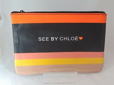 See by CHLOE cosmetics makeup bag - brand new