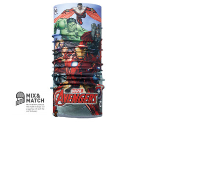 Buff Junior Avengers Polar Neckwarmer