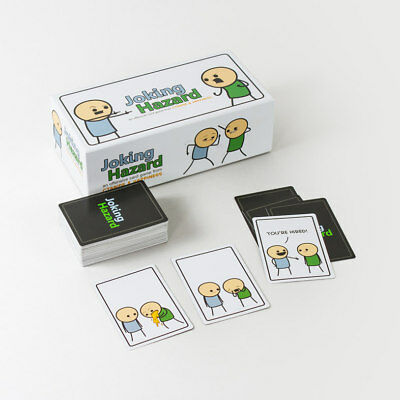 Joking Hazard Offensive Card Game Party Play Cards Free Worldwide shipping