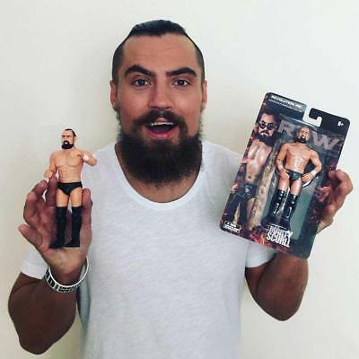 'The Villain' Marty Scurll Action Figure