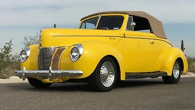 1940 Ford Other deluxe convertible 1940 Ford Deluxe Convertible