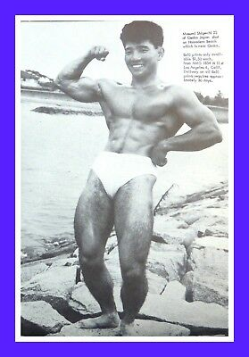Physique Pictorial Vol11 No2 Male Semi Nude Photo Gay Tom of Finland Asian Young
