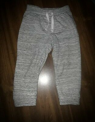 NWOT Boys Size 3T Jumping Beans Sweats Grey Comfy Joggers Stylish Fast Shipping