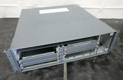 Avaya G450 Media Gateway Chassis Only 700407802 no Modules or Fan G450MP80