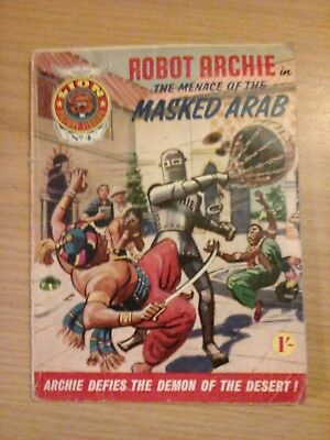 Lion Picture Library - Robot Archie 1964 #4