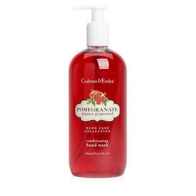 Crabtree & Evelyn Hand Wash 500ml - Pomegranate