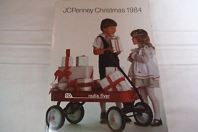 Vintage 1984 JC PENNEY Christmas Catalog - original - Wish Book