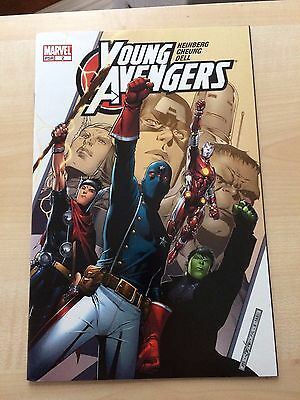 Marvel Comics - Young Avengers 2  (2005)