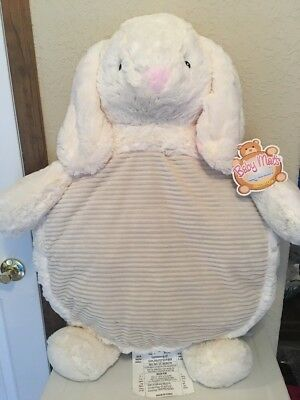 "Baby Mat by Kellytoy 35"" Floppy Ear Bunny NWT Easter Baby Shower"
