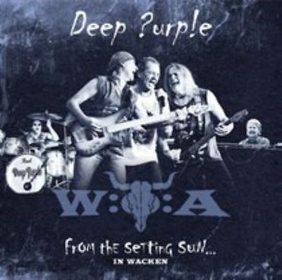 From the Setting Sun: In Wacken LIVE [Digipak] 2 CD + 1 DVD DEEP PURPLE