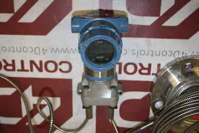 Rosemount 3051CD3A22A1AS2M5B4I7C4 Differential Pressure Transmitter - Used