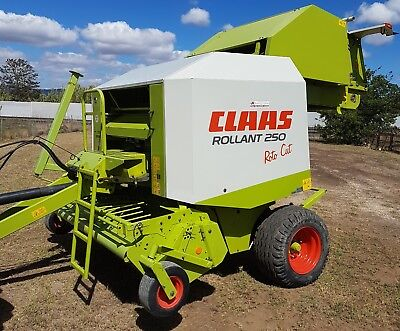 CLAAS Rollant 250RC Round Baler