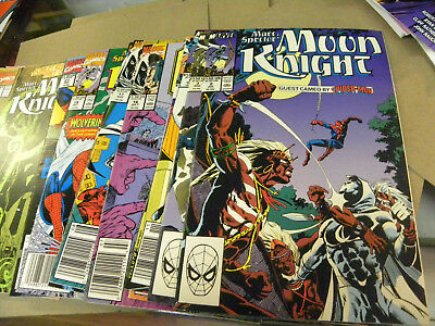 Marvel 1989 15 issues Marc Spector MOON KNIGHT #2 to #31 qq