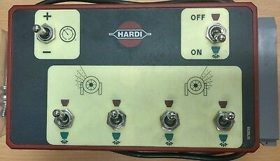 HARDI Control Box EVC 4 Section - 72111900