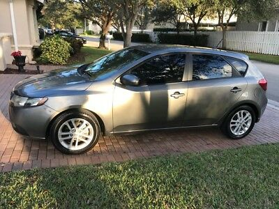 2011 Kia Forte  2011 Kia Forte - 5D Hatch back - Silver - Great condition
