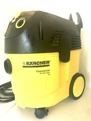 Karcher NT 35/1 TACT Te Commercial Wet or Dry Vacuum Power Tools Dust Extractor