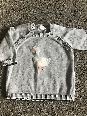 Pure baby Organic Jumper Knit