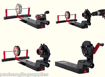 Berkeley Portable fishing  Line spooling Station Winder  For All reel type