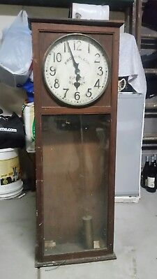 antique clock not working
