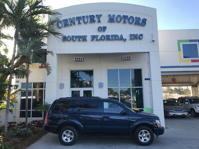 2004 Dodge Durango SLT Sport Utility 4-Door Leather Fog Lights Tow/Haul 1 Owner 3.7L V6