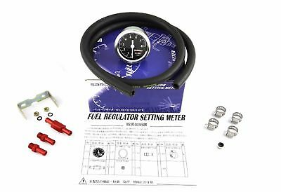 SARD Fuel Pressure Regulator Setting Meter Kit - 64008