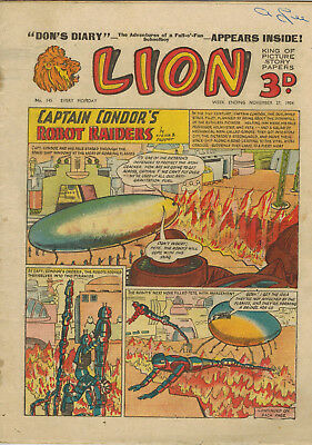 LION COMIC No. 145 from 1954