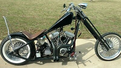 2003 Custom Built Motorcycles Chopper  2003 Custom Chopper