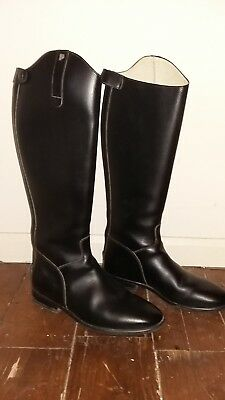 Petrie Riding Boots Size 6 with WW boot bag