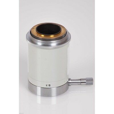 5:1 Projection adapter for CARL ZEISS JENA Microscope's Head