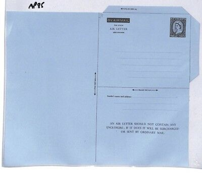 AP85 St Vincent Airmail Air Letter Postal Stationery Cover PTS