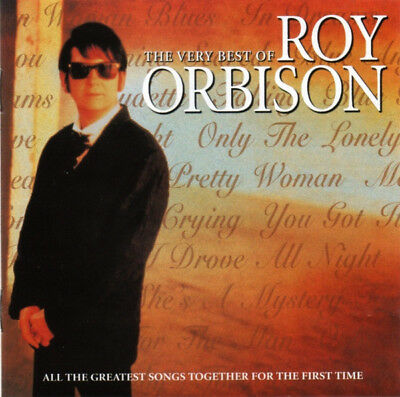 The Very Best Of Roy Orbison (1996) CD Album - Greatest Hits